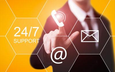 Hawks Infotech 24/7 Support