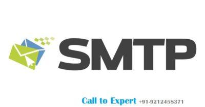 smtp configuration services